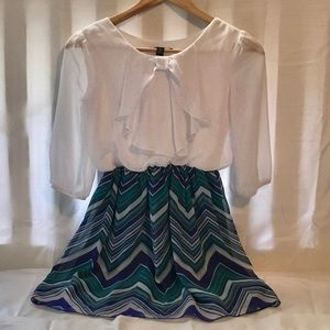 Any Byer Girls Dress Size 12 EUC